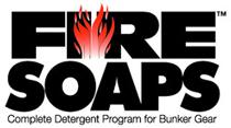 Logo Firesoaps | Detergent for Bunker Gear
